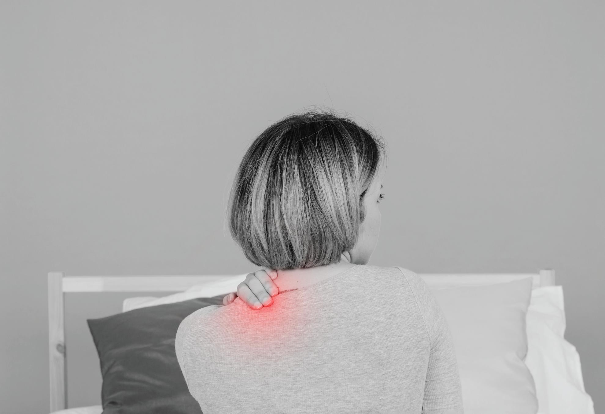Πόνος στο αυχένα: Ένα πολύ συχνό φαινόμενο