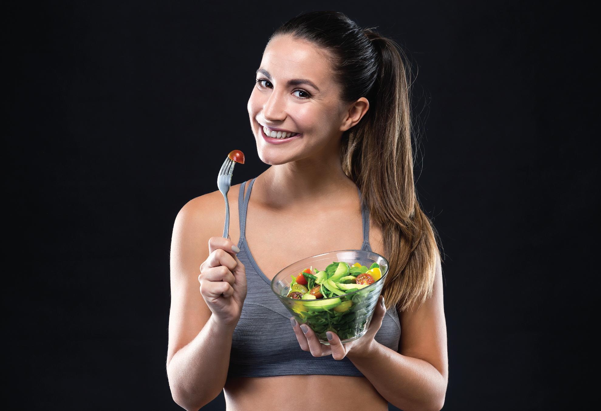 Διατροφή δε σημαίνει στέρηση