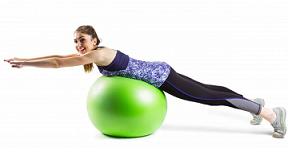 Η ενεργοποίηση του πυρήνα δεν συνάδει με τις κλασικές ασκήσεις κοιλιακών
