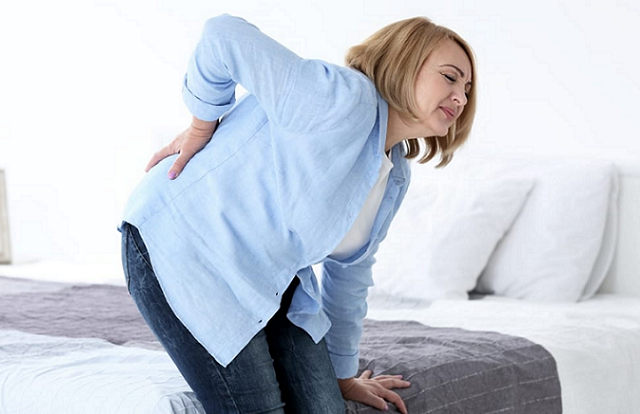 Πόνος στη μέση & Δυσλειτουργία του Ιερολαγόνιου συνδέσμου