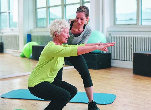 Βελτιώστε την κίνηση σας – κάντε επανεκκίνηση στο σώμα σας και αντιμετωπίστε τους χρόνιους πόνους